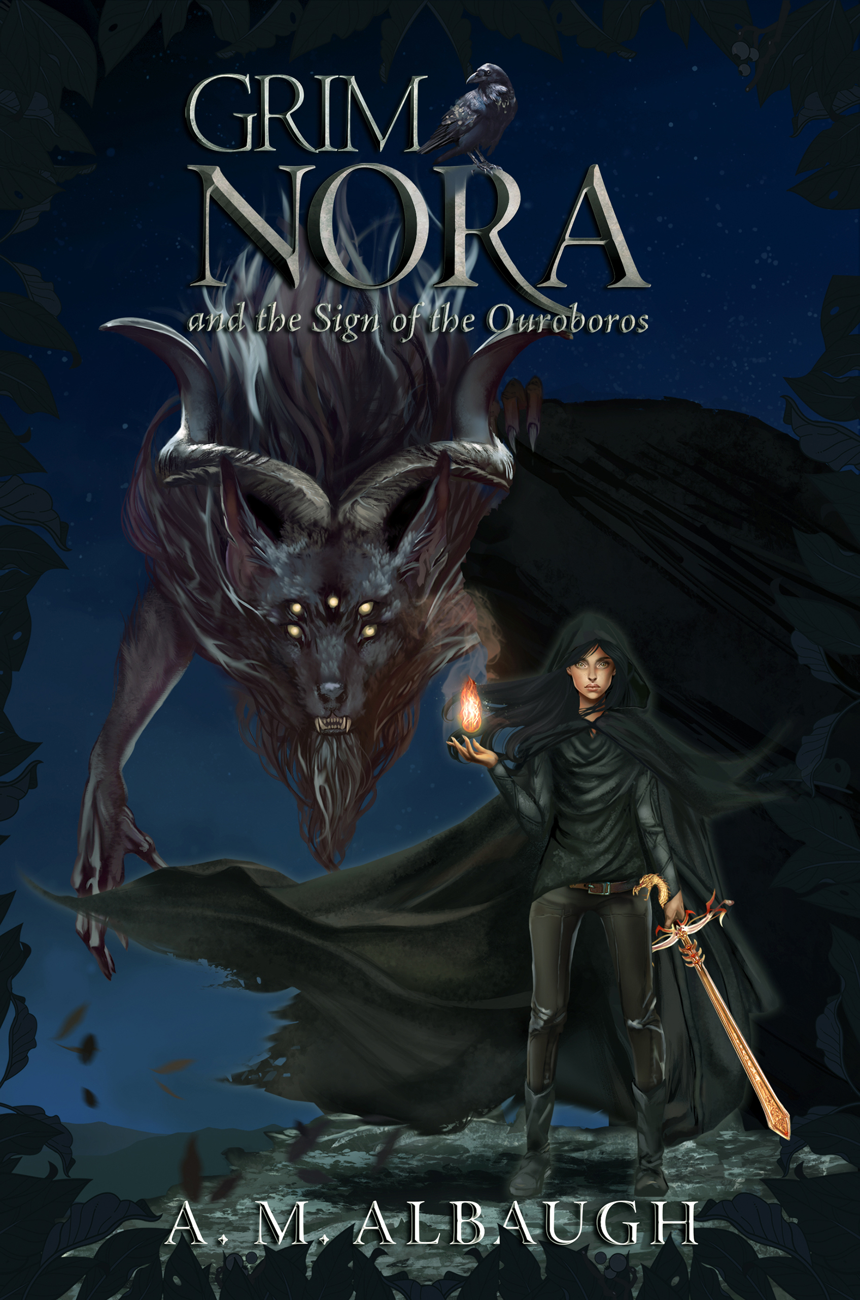 Grim Nora and the Sign of the Ouroboros
